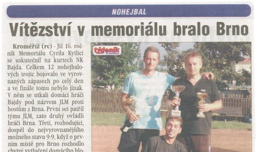 Memoriál Cyrila Kytlici