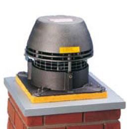 Ventilátory exhausto, exodraft