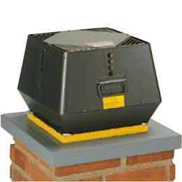 Spalinový ventilátor EXHAUSTO RSV