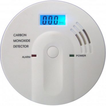 Detektory CO a kouře